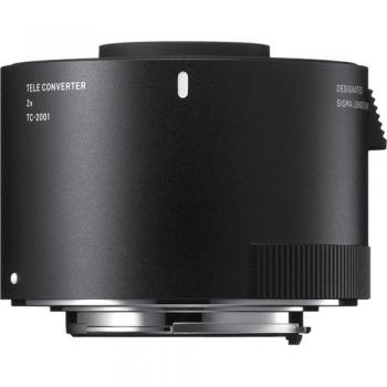 Sigma TC-2001 2x Teleconverter for Canon EF